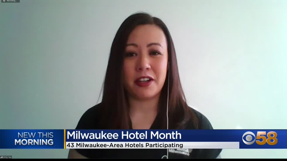 Milwaukee Hotel Month underway, 43 participating hotels